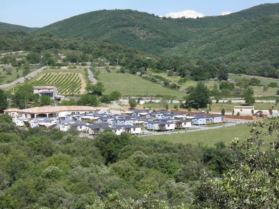 Camping le Sous-Bois, Saint-Maurice-d'Ibie, Ardèche