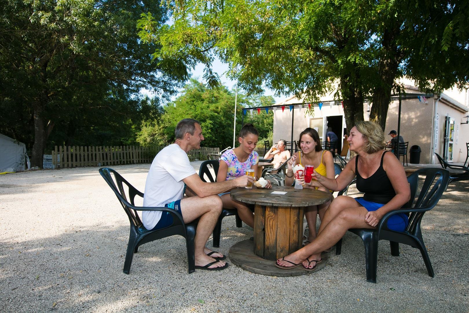 Camping Pont de Maisonneuve, Beaulieu, Ardèche