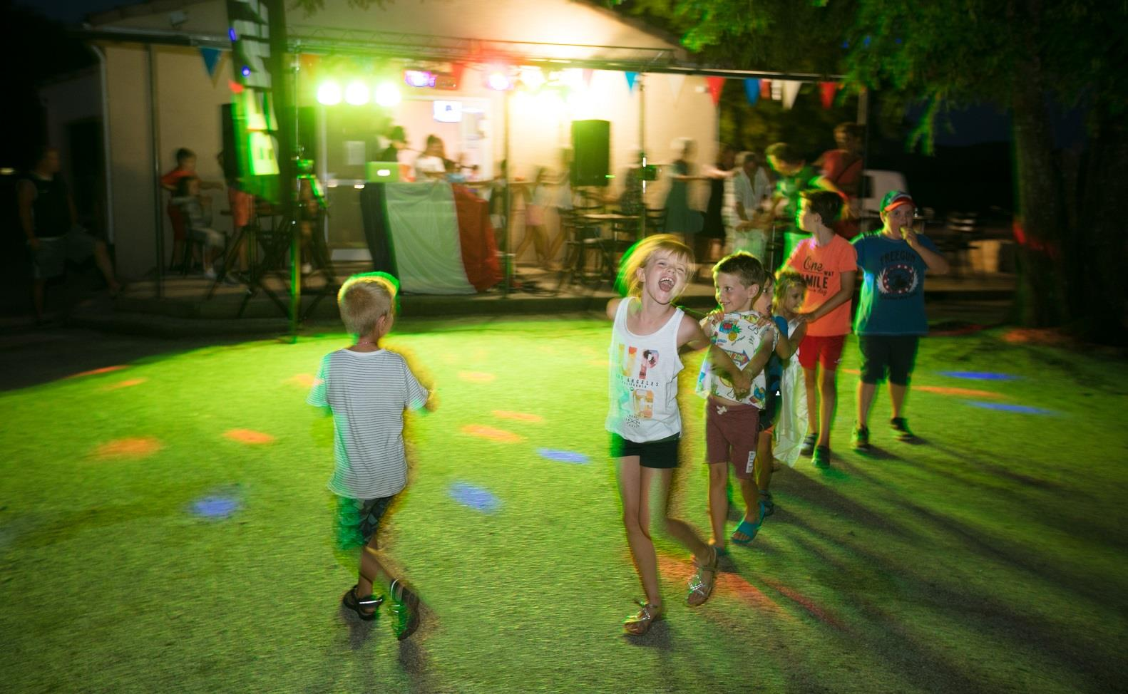 Entertainment organised Camping Le Pont De Maisonneuve - Beaulieu