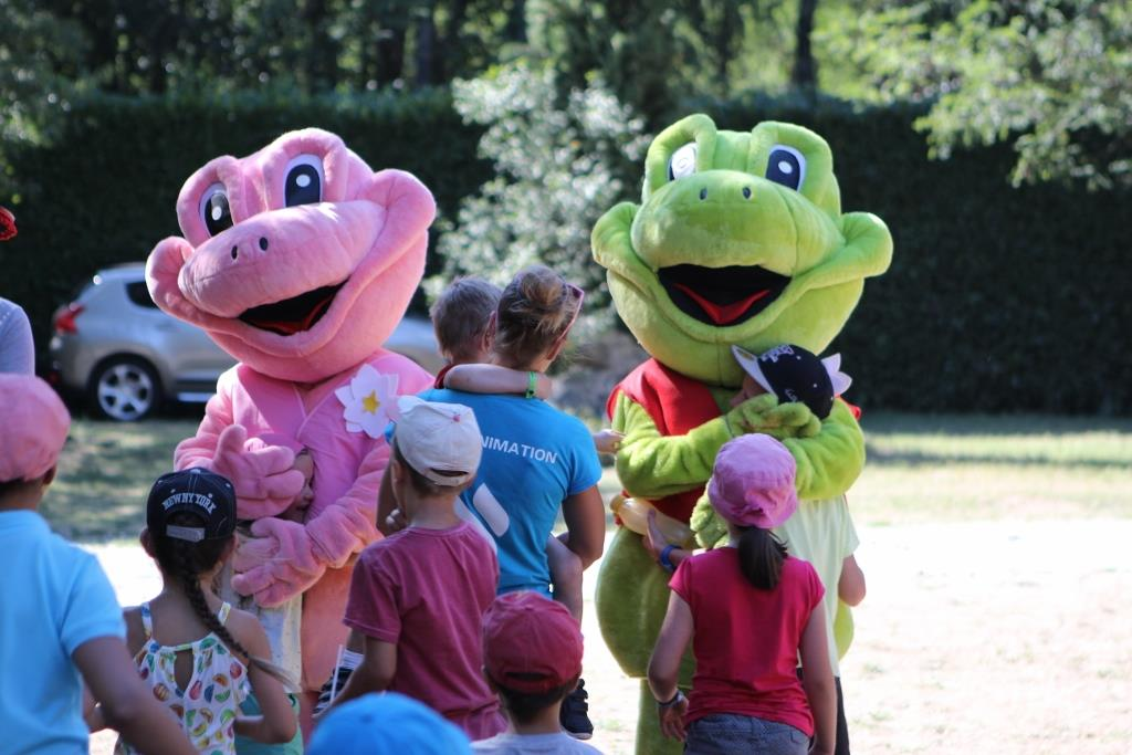 Animationen Camping La Grand'terre - Ruoms