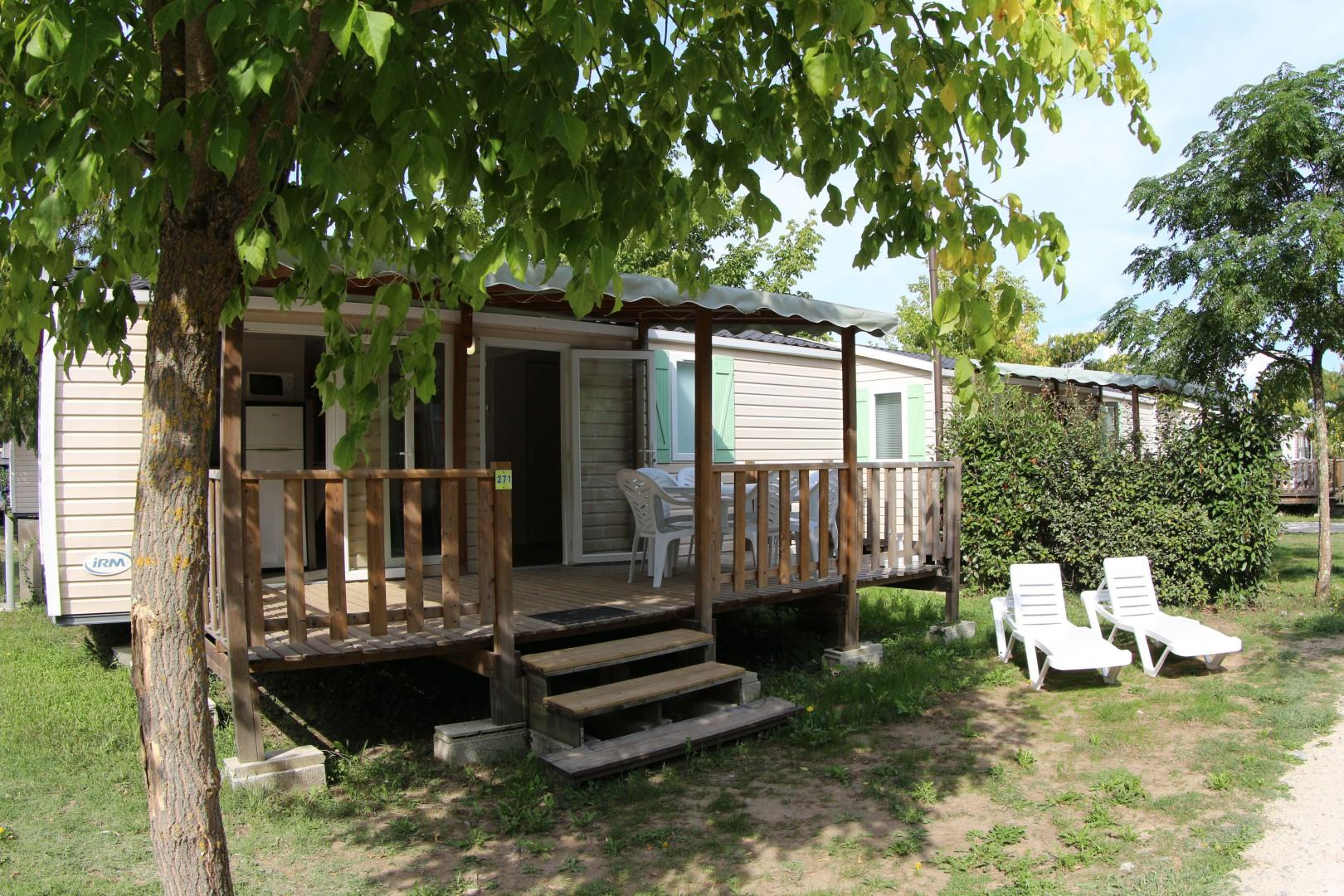 Accommodation - Mobil Home 3 Bedrooms Premium - Camping La Grand'Terre