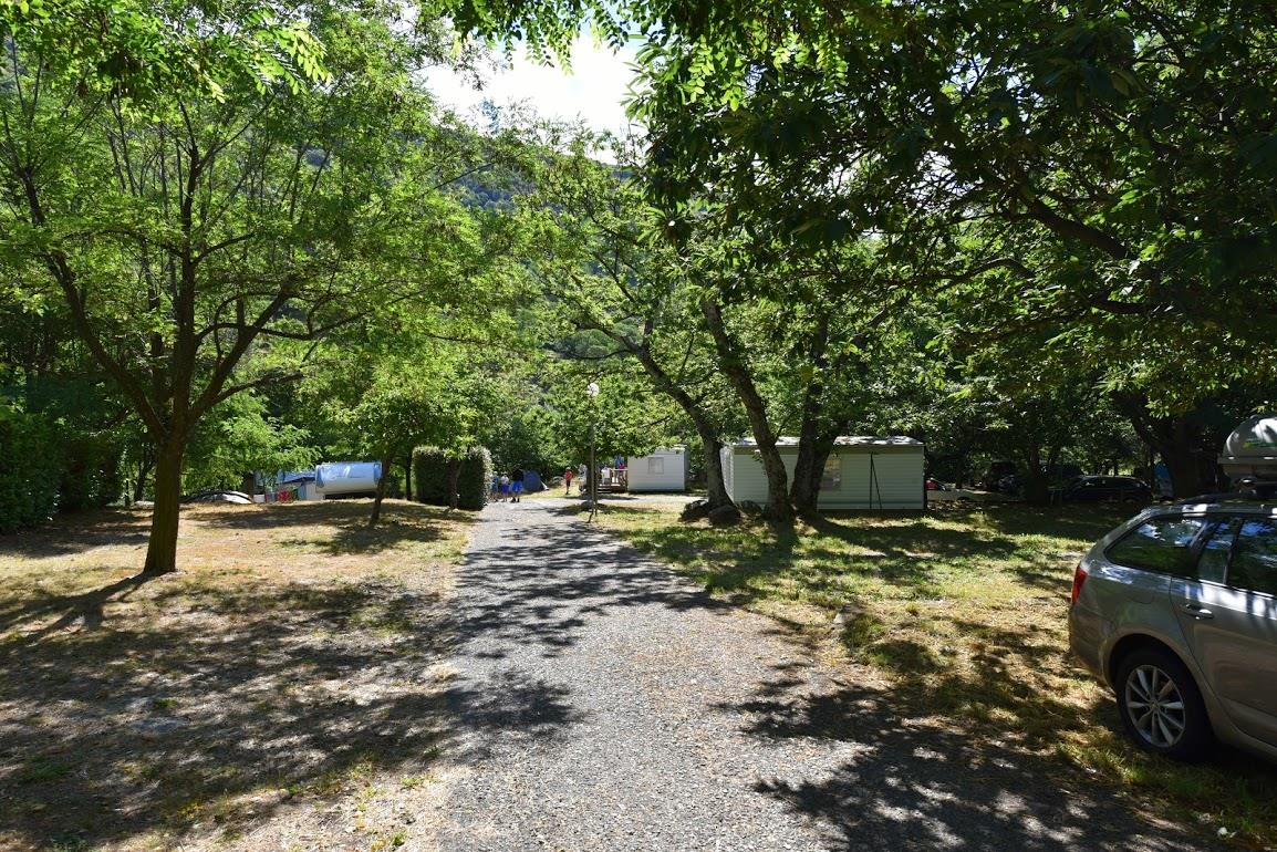 Camping la Drobie, Sablières, Ardèche