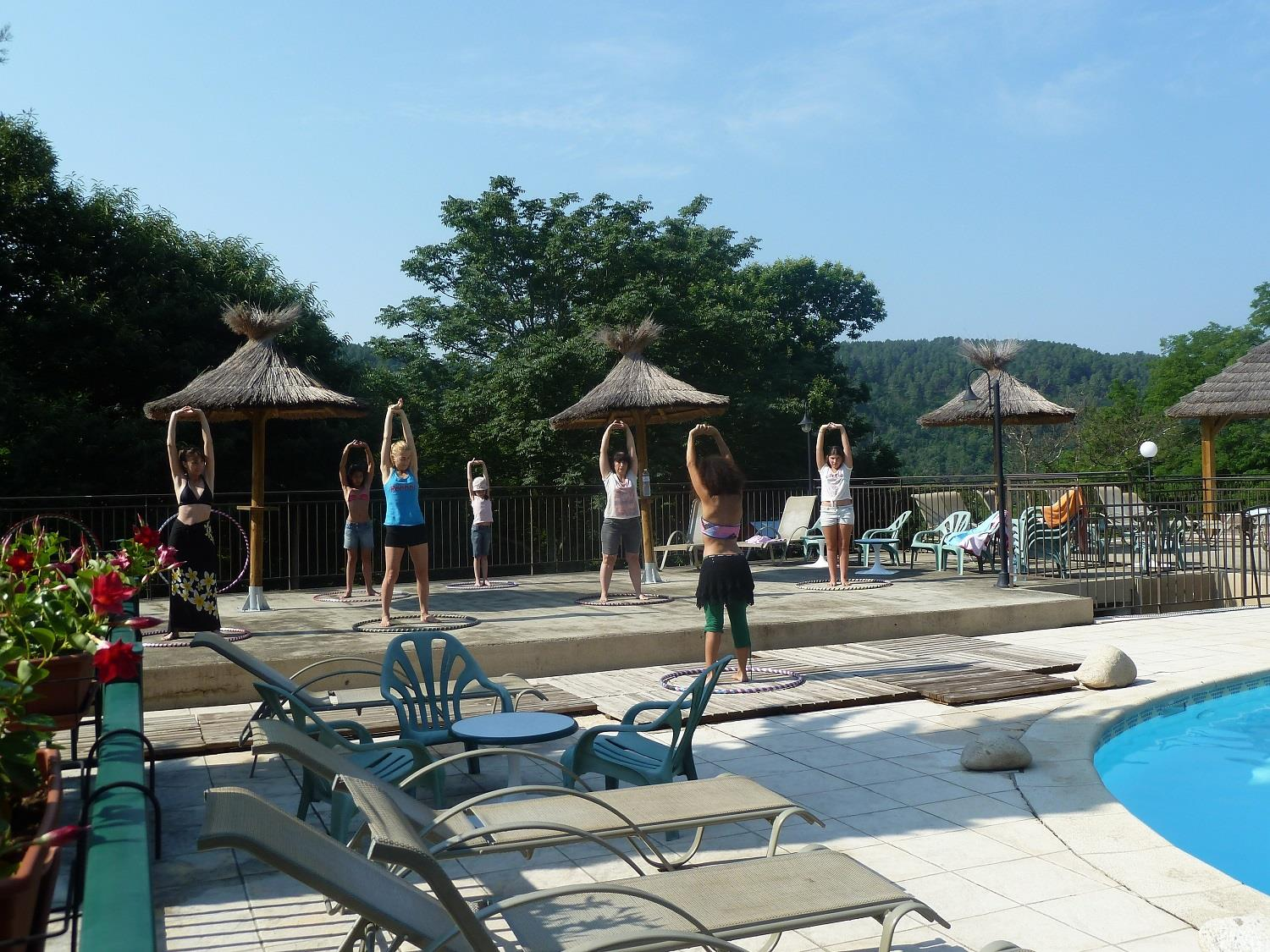 Leisure Activities Camping Les Cruses - Ribes