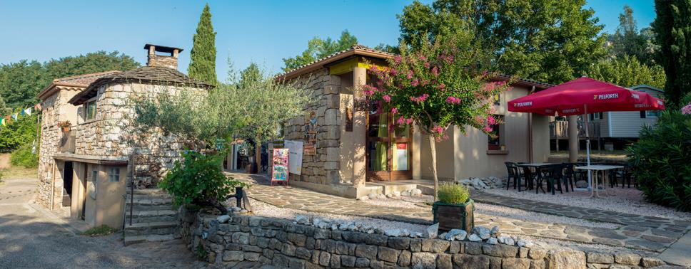 Services & amenities Camping Les Cruses - Ribes