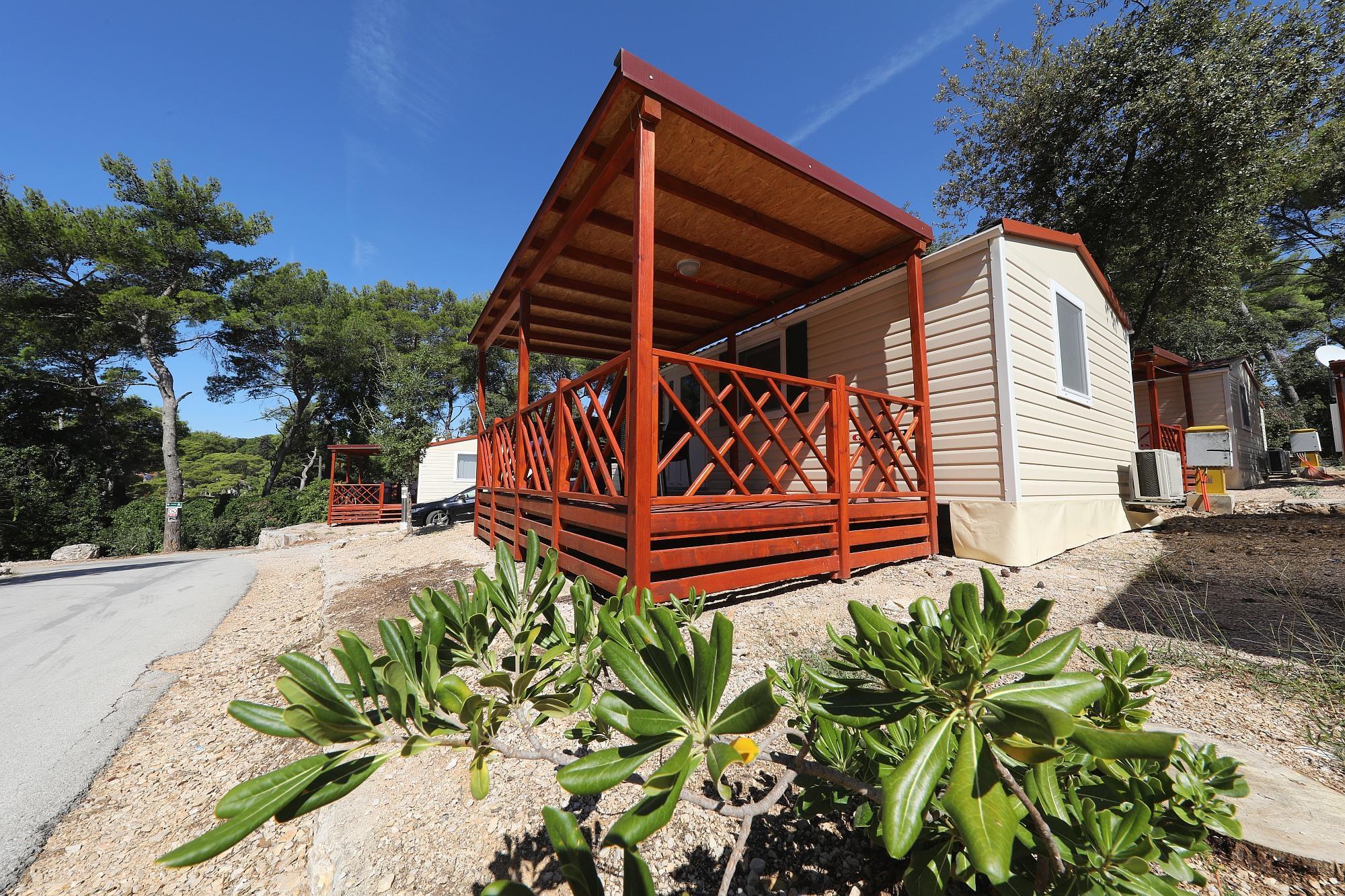 Location - Mobile Home Comfort Plus - Camp Park Soline