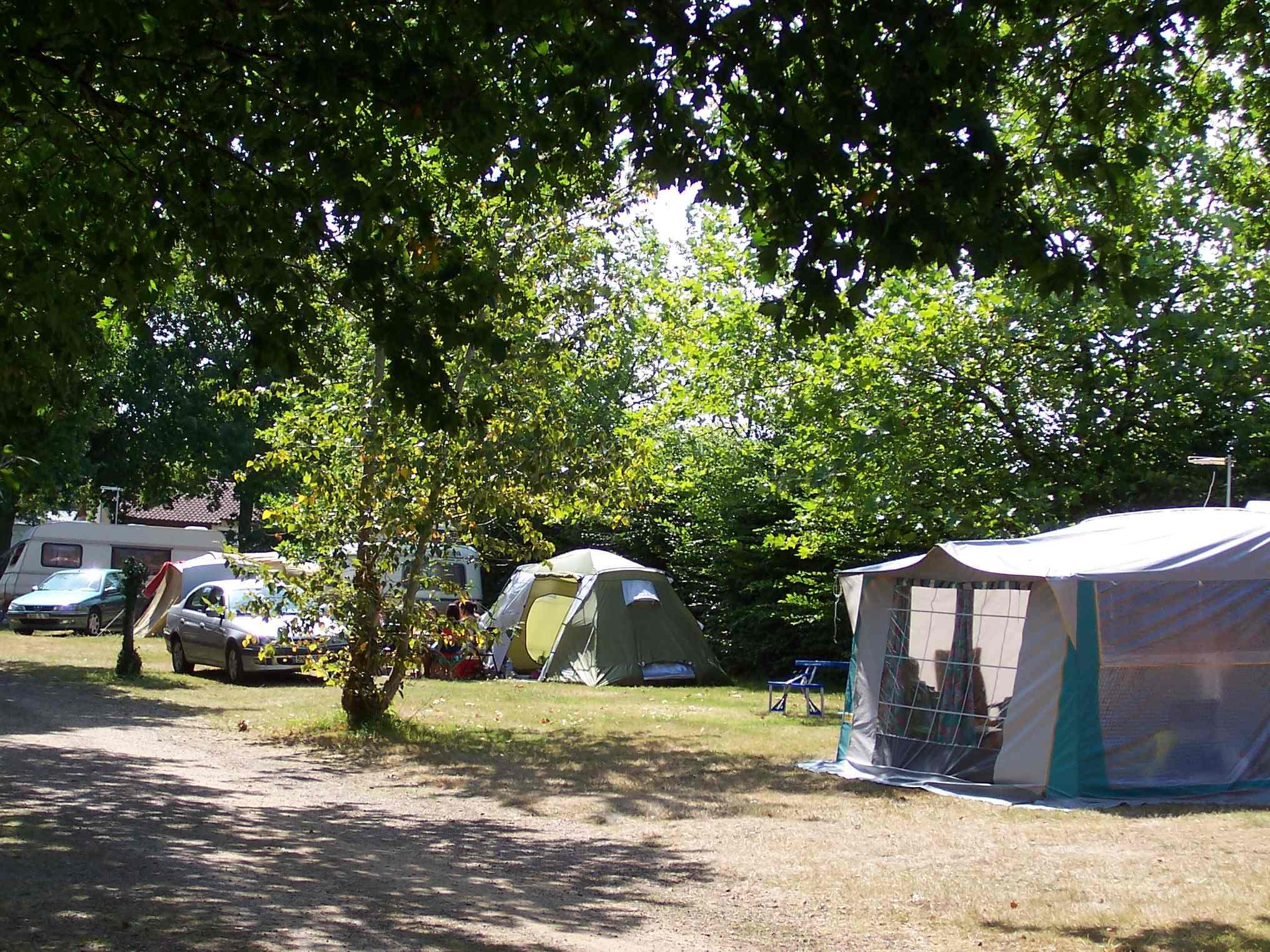Camping le Grand Fay, Saint-Pere-en-Retz, Loire-Atlantique