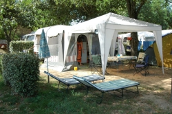 Pitch - Package Pitch + 1 Vehicle + 1 Tent , Caravan Or Camping-Car - Camping La Rouveyrolle