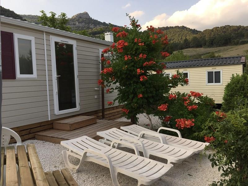 Mobil-home Ubrieux 3 chambres