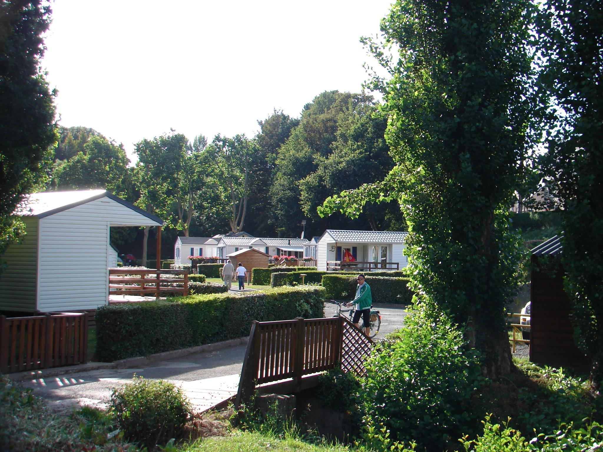 Camping des Vallées, Saint-Brieuc, Côtes-d'Armor