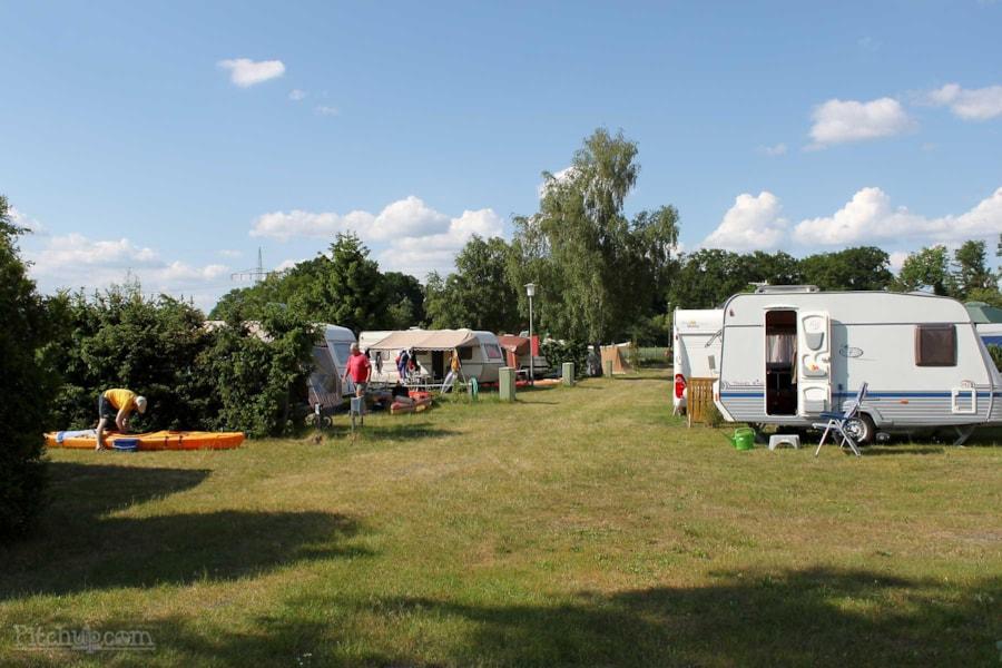 Camping-Paradies Grüner Jäger - Everinghausen