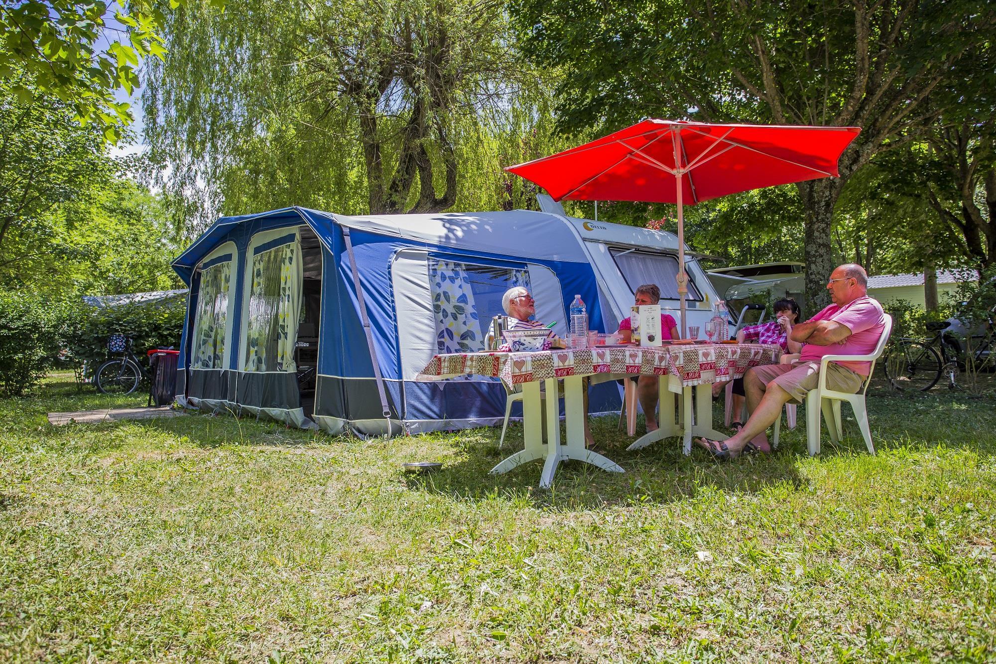 Camping les 2 Vallées, Nant, Aveyron