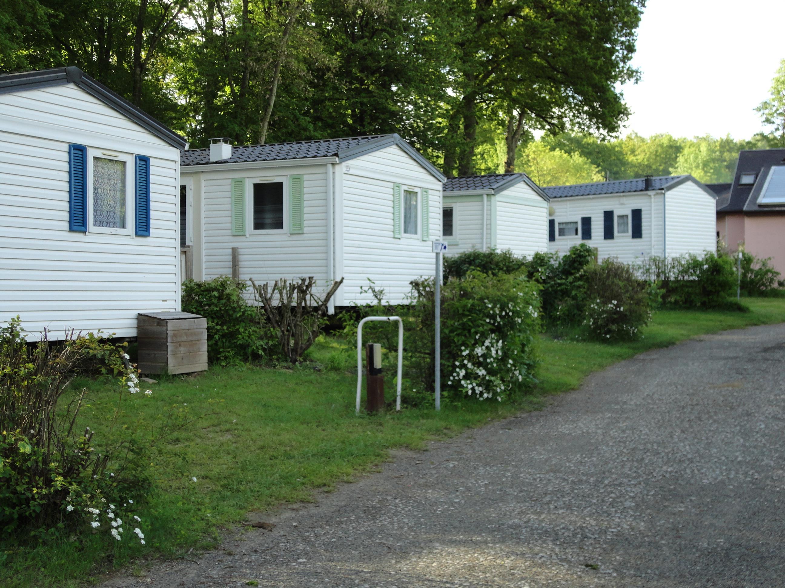 Camping le Bois Fleuri, Illiers-Combray, Eure-et-Loir