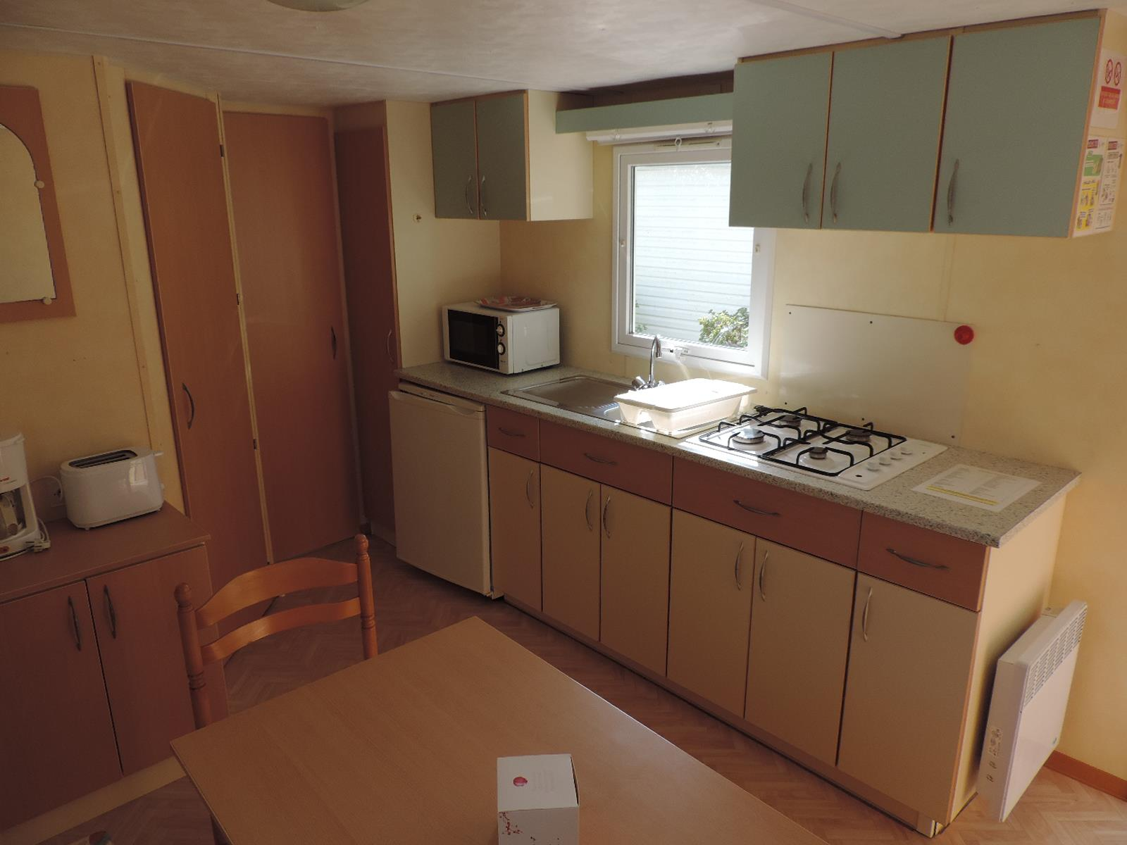 Mobilhome 24M²-47-(2 Chambres)-Annee 2004-