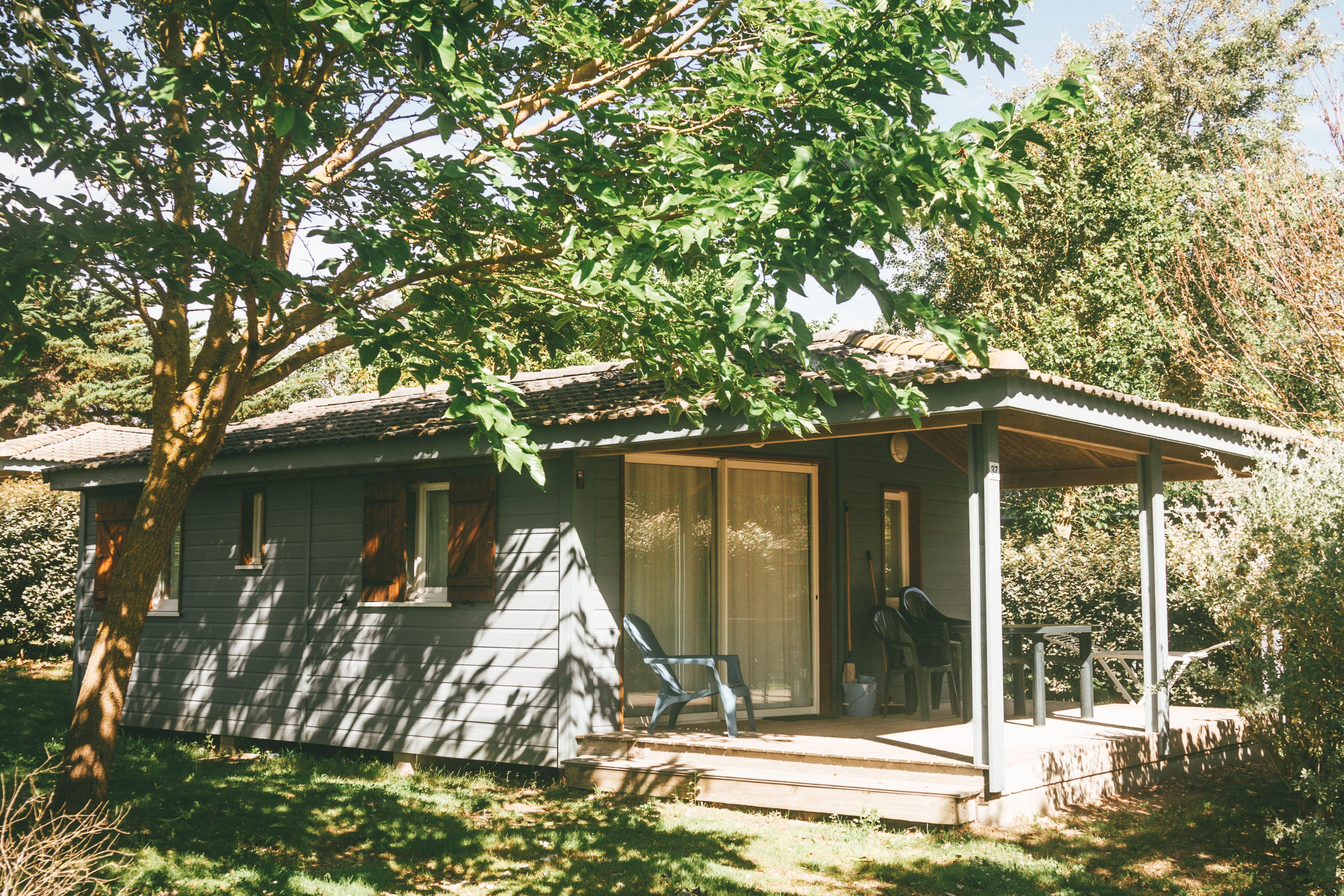Location - Chalet 2 Personnes - Parc Résidentiel de Loisirs Les Hameaux des Marines