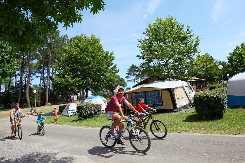 Camping Campeole le Lac de Sanguinet, Sanguinet, Landes