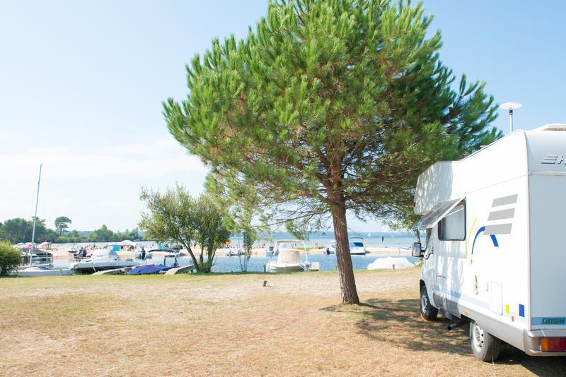 Camping Campeole Navarrosse, Biscarrosse, Landes
