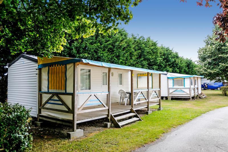 Camping Saint Gregoire, Servon, Manche