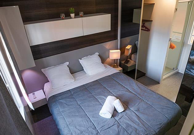Location - Cottage Duo Premium - Jacuzzi® - Camping Le Vieux Port