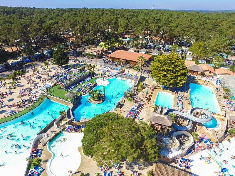Establishment Camping Le Vieux Port Resort & Spa By Resasol - Messanges
