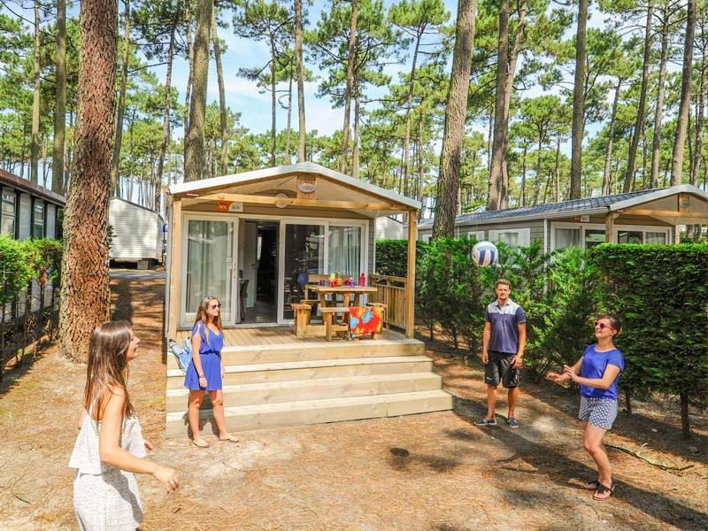 Location - Cottage - Camping Le Vieux Port