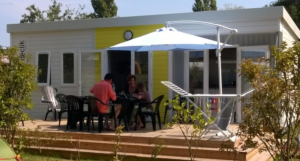Camping Kost Ar Moor, Fouesnant, Finistère