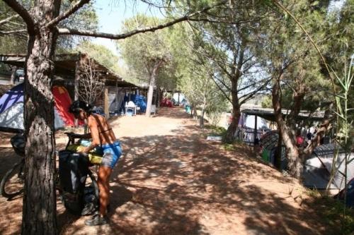 Emplacement - Emplacement Tente Forfait 1 Personne - Camping La Liccia
