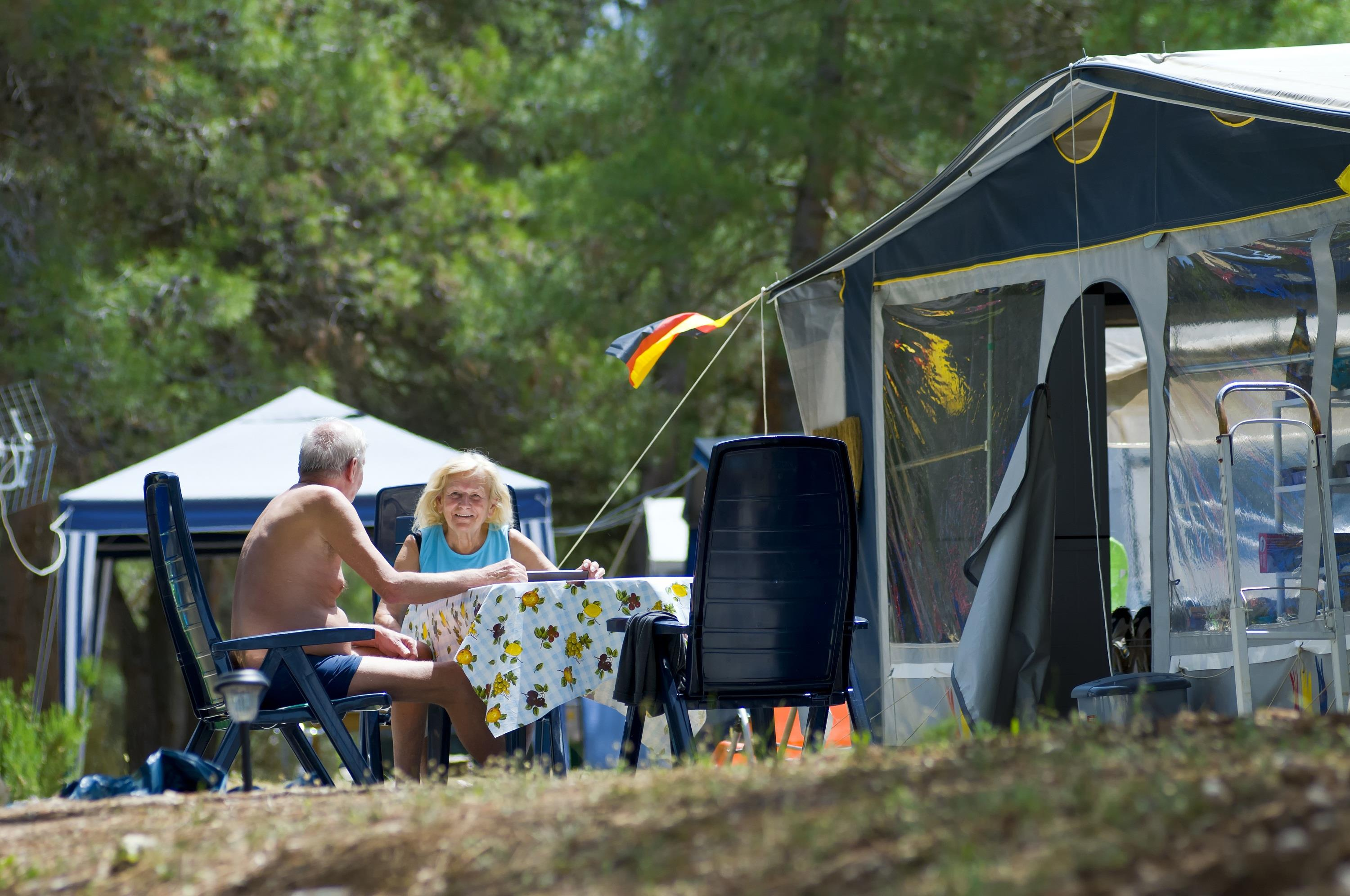 Emplacement - Emplacement Comfort - Brioni Sunny Camping