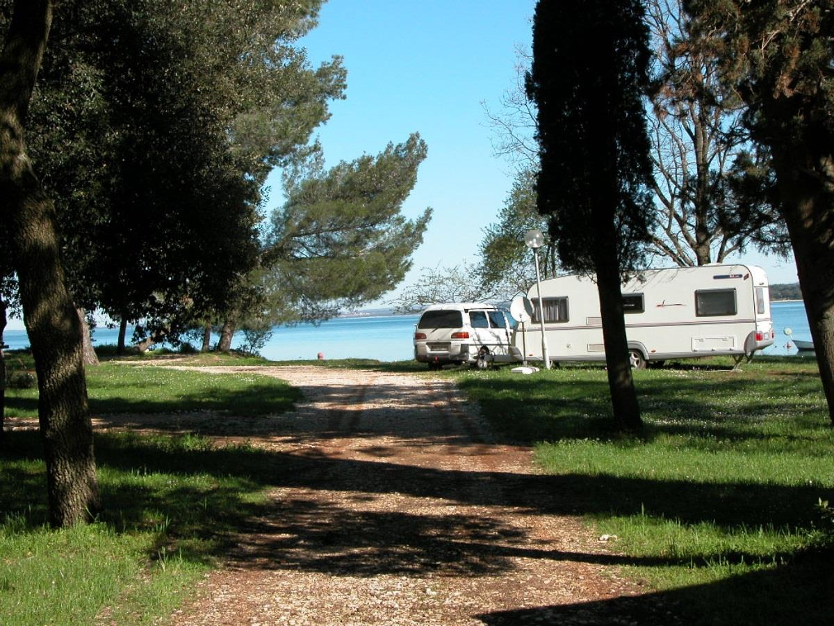 Emplacement - Emplacement Comfort Mare - Brioni Sunny Camping