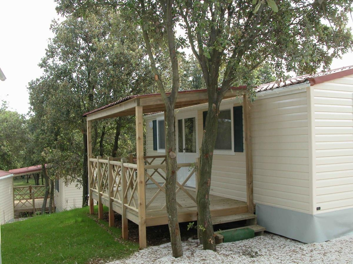 Location - Park Comfort Mobile Home - Brioni Sunny Camping