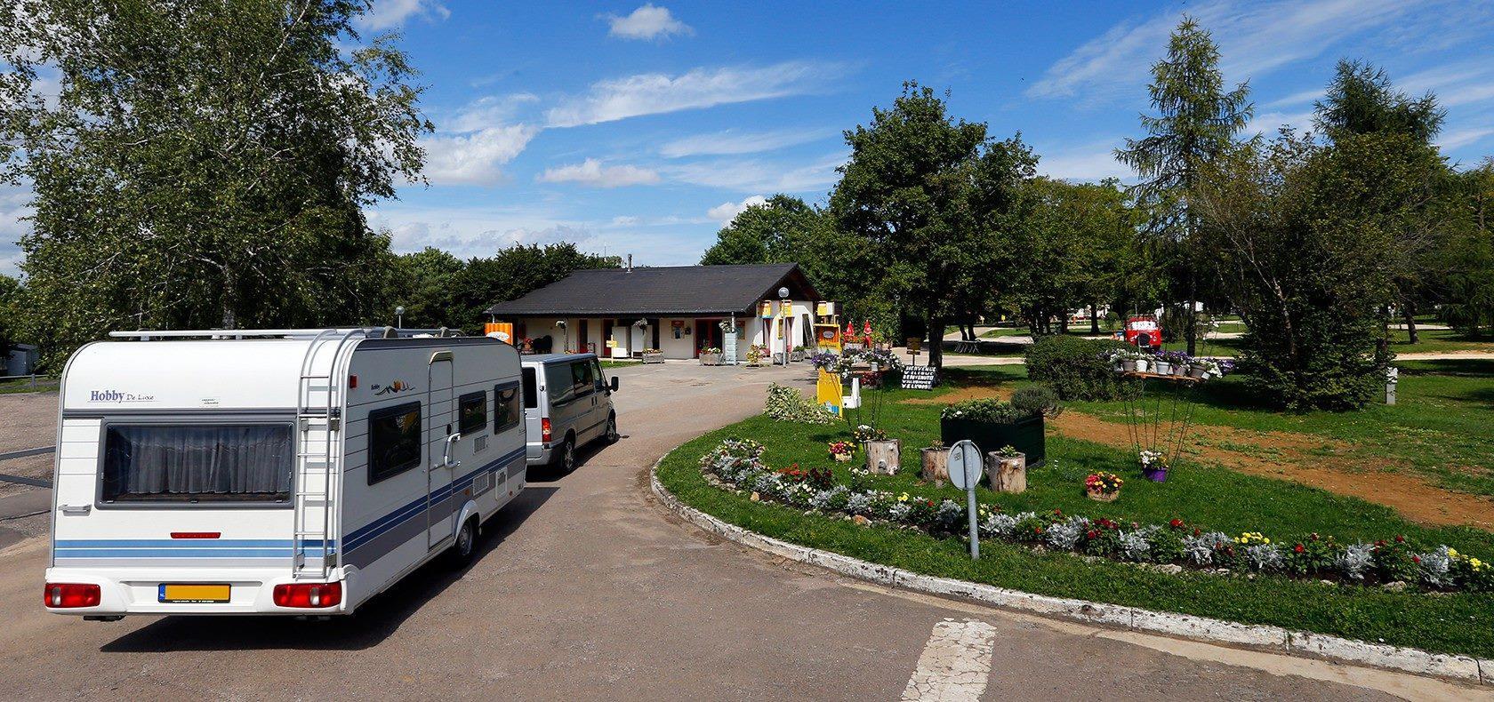 Camping Campéole le Brabois, Villers-les-Nancy, Meurthe-et-Moselle