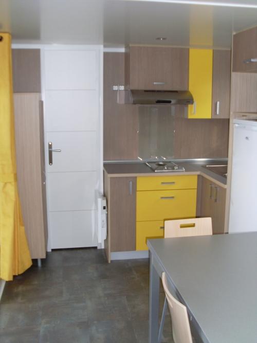 Location - Mobil-Home Hergo 2 Salles De Bain Et 2 Wc - Camping Le Tiradou