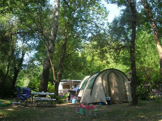 Camping Universal, Rochegude, Gard