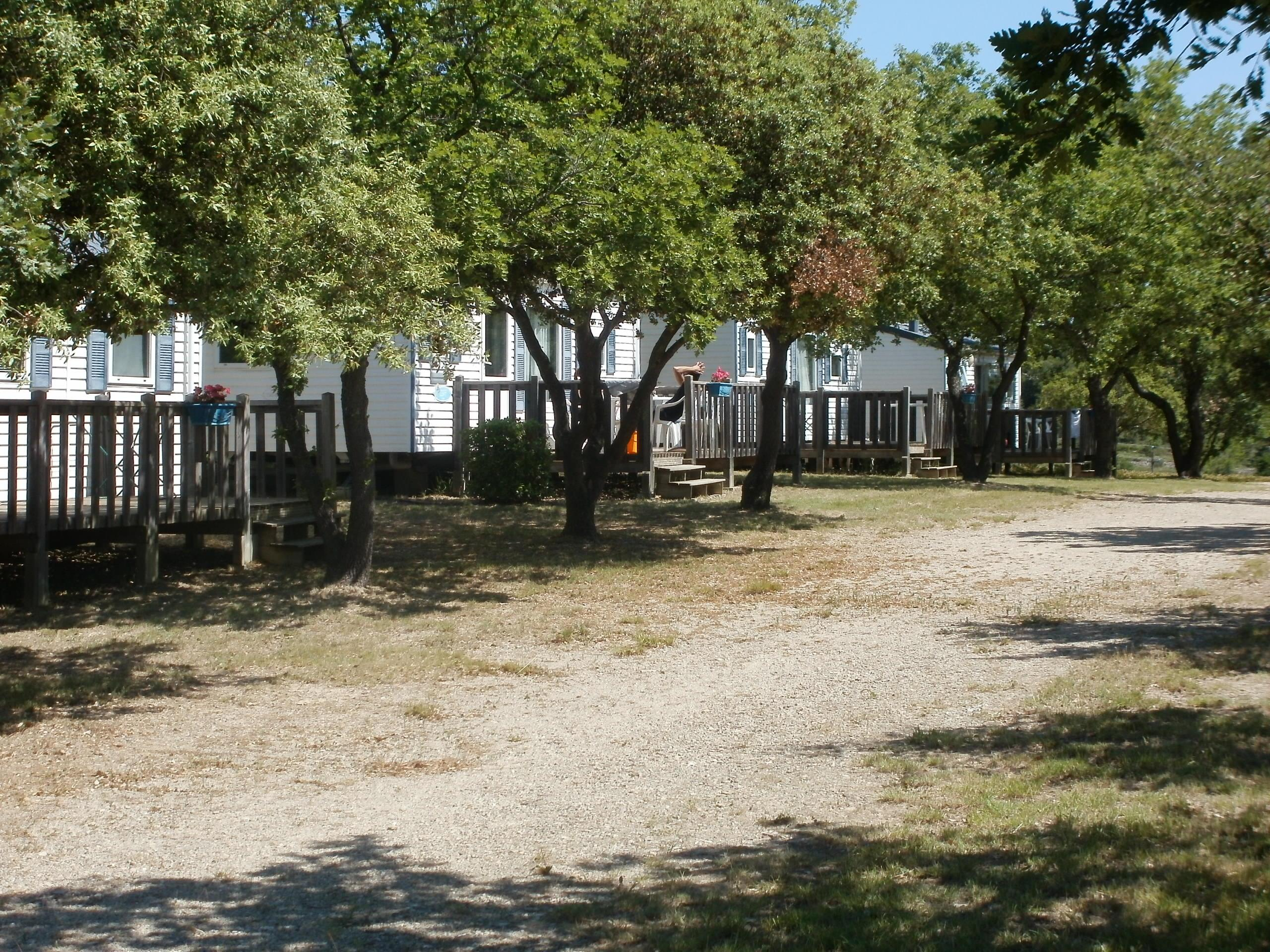 Establishment Camping Les Silhols - Lagorce