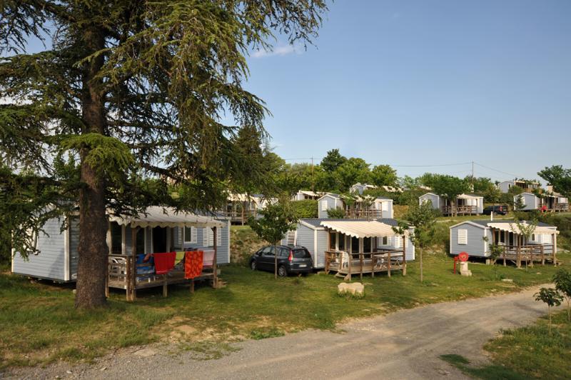 Camping Chadeyron, Lagorce, Ardèche