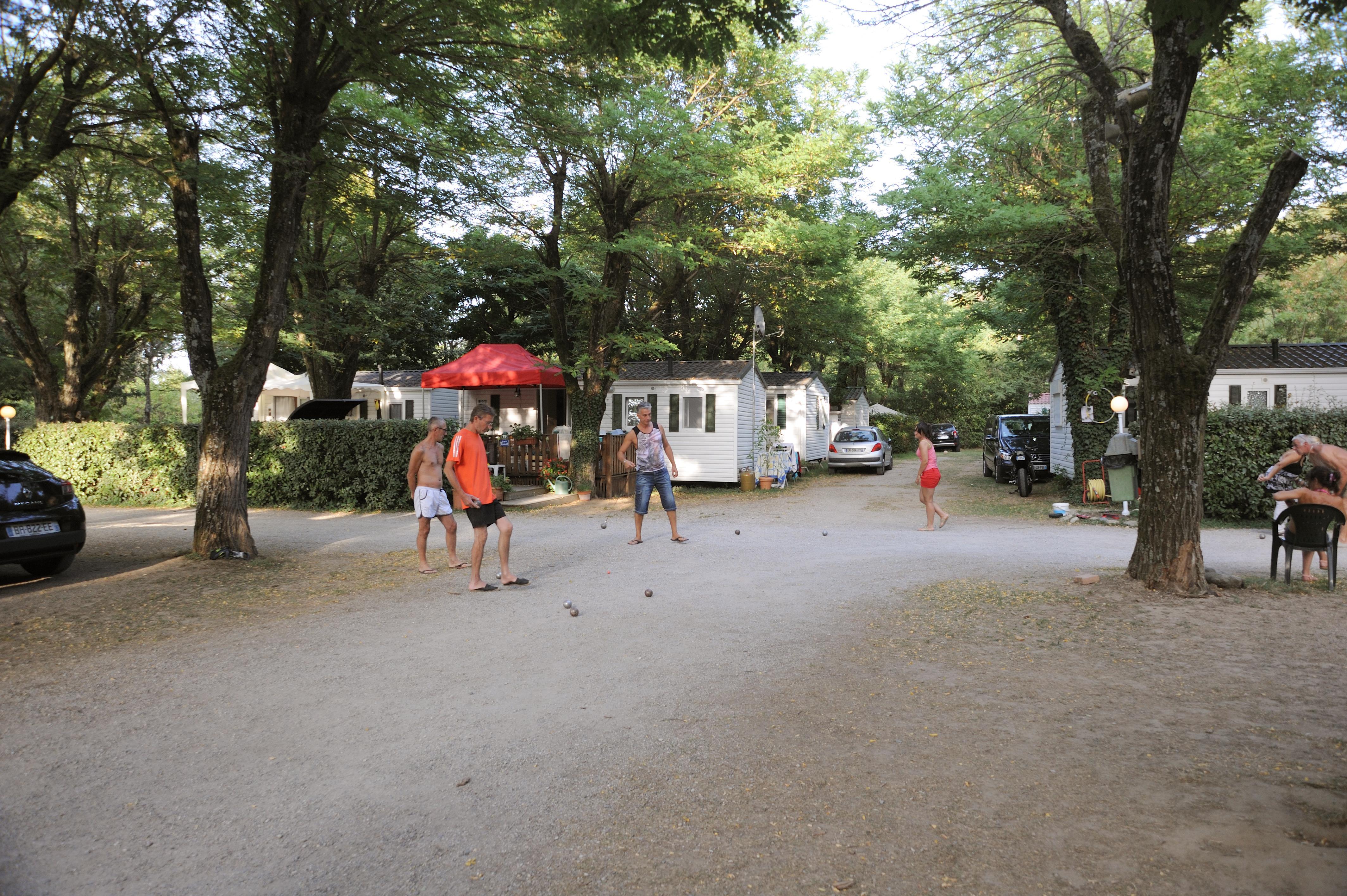 Camping la Bohème, Tournon-sur-Rhône, Ardèche