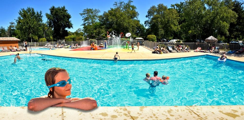 Camping les Ourmes, Hourtin-Port, Gironde