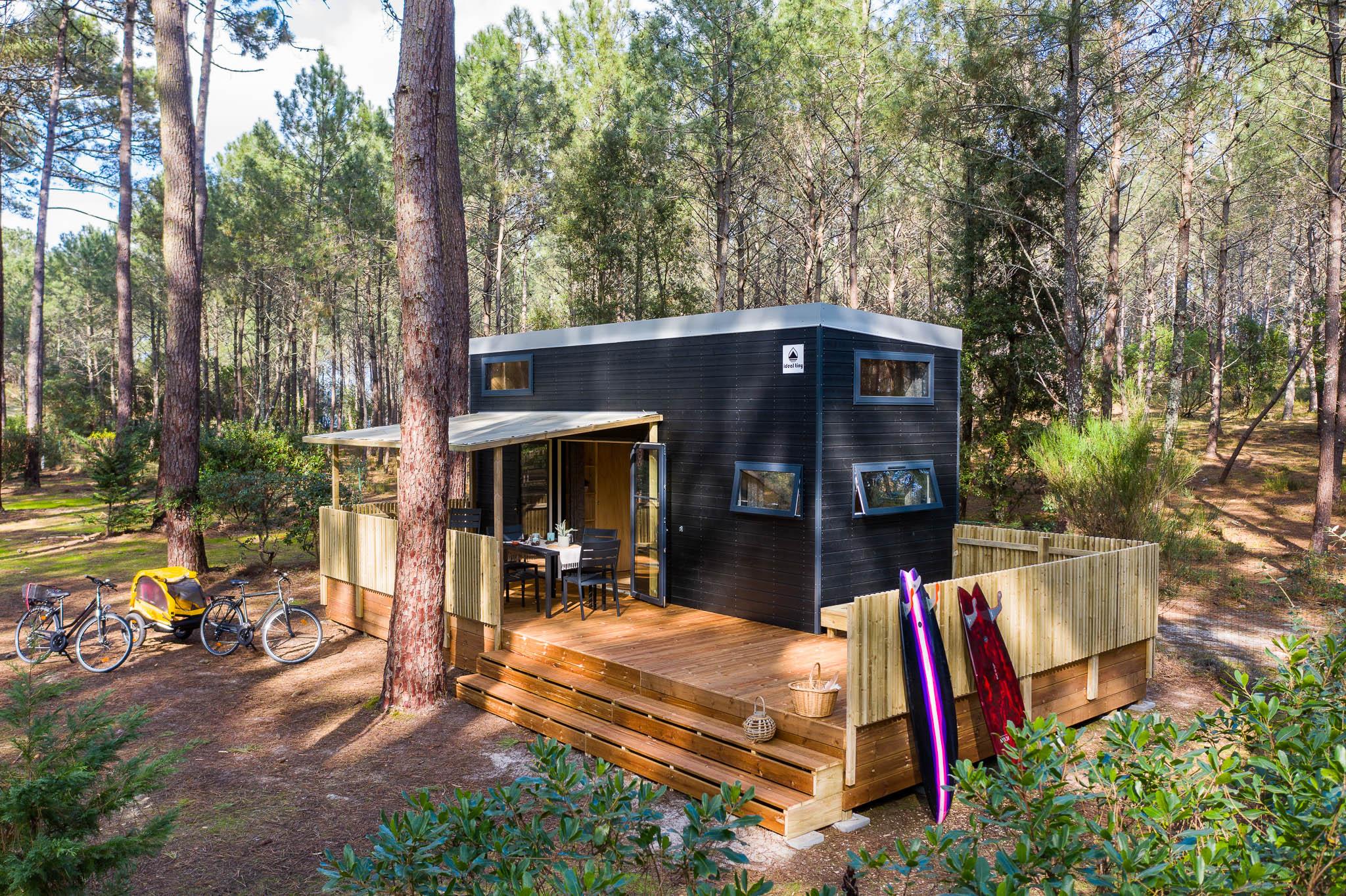 Camping le Tedey, Lacanau, Gironde