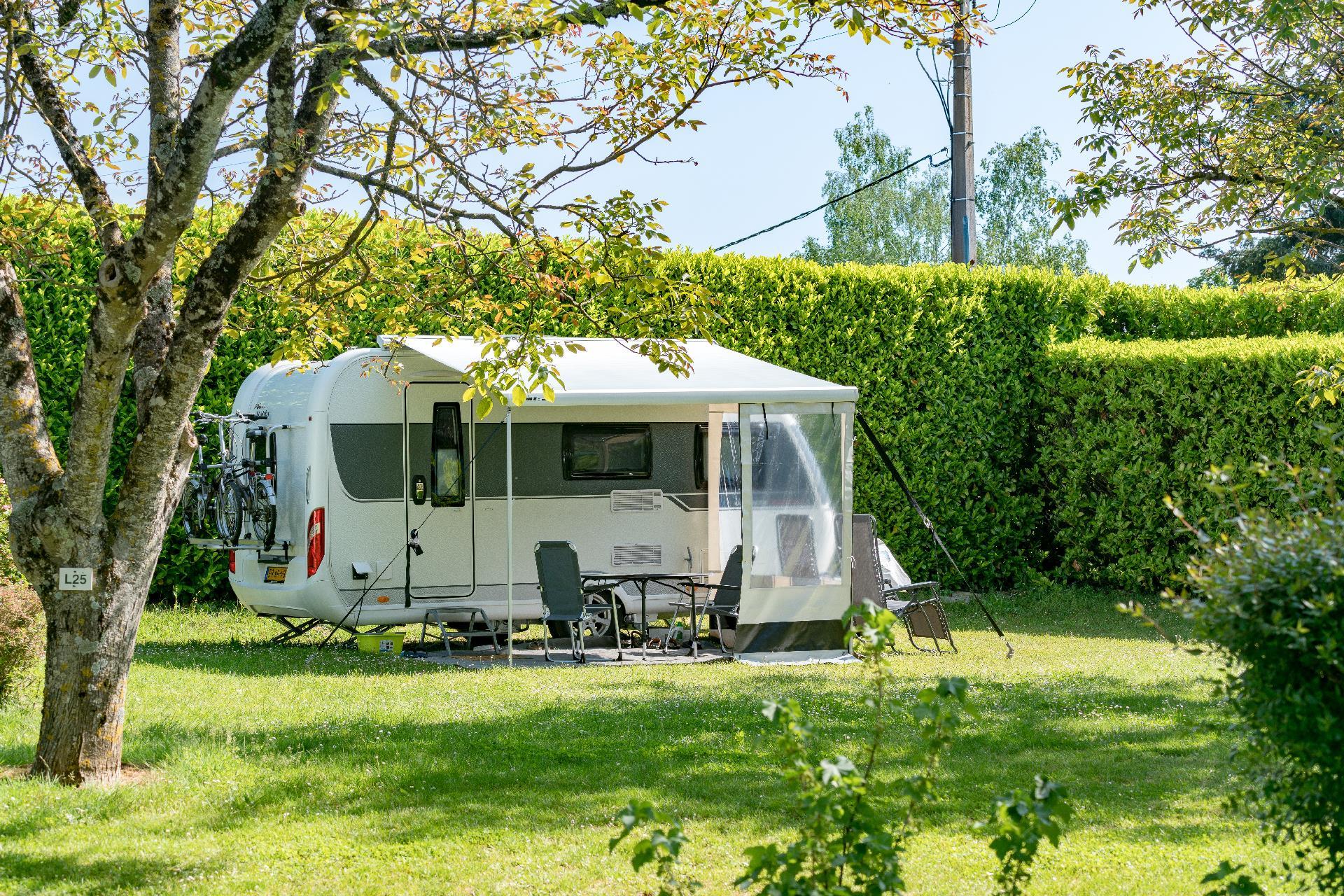 Emplacement - Forfait ** - Camping Sandaya Riviera d'Azur