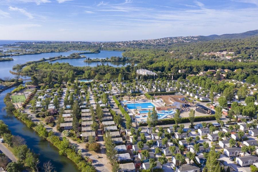 Camping Sandaya Riviera D'Azur - Saint-Aygulf