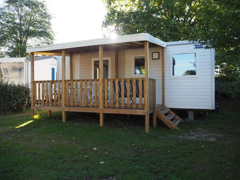 Location - Mobil-Home Caraïbes - Chadotel Camping La Trevillière