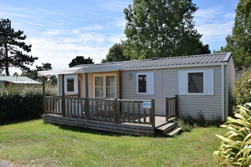 Location - Mobil-Home Quatro - Chadotel Camping La Trevillière