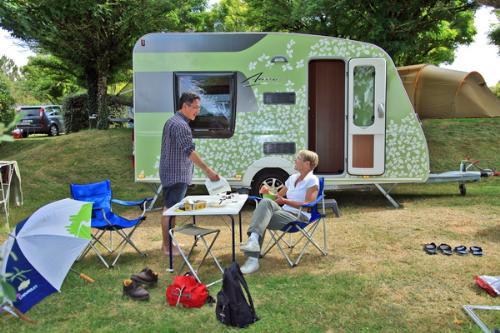 Camping Les Terrasses Du Perigord