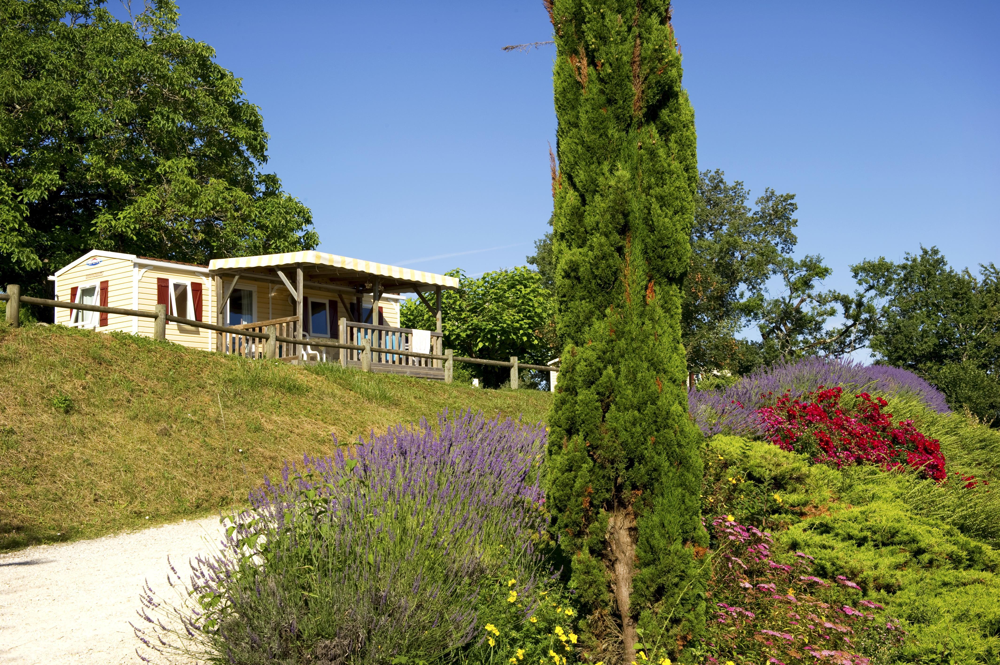 Camping les Terrasses du Perigord, Proissans, Dordogne