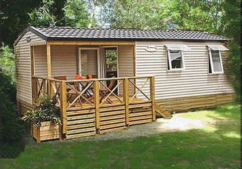 O'hara 734 T - 2 chambres - 4 personnes - 22,50 m2 (+Terrasse semi couverte 8 m2)