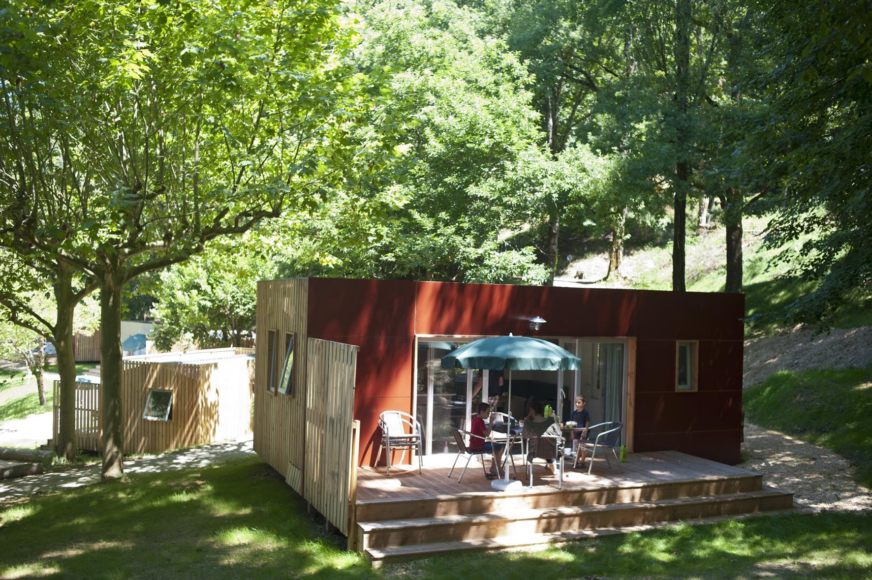 Location - Mobile-Home Vancouver - Huttopia Sarlat