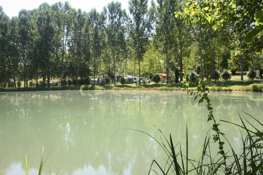 Camping le Verdoyant, Thenon, Dordogne
