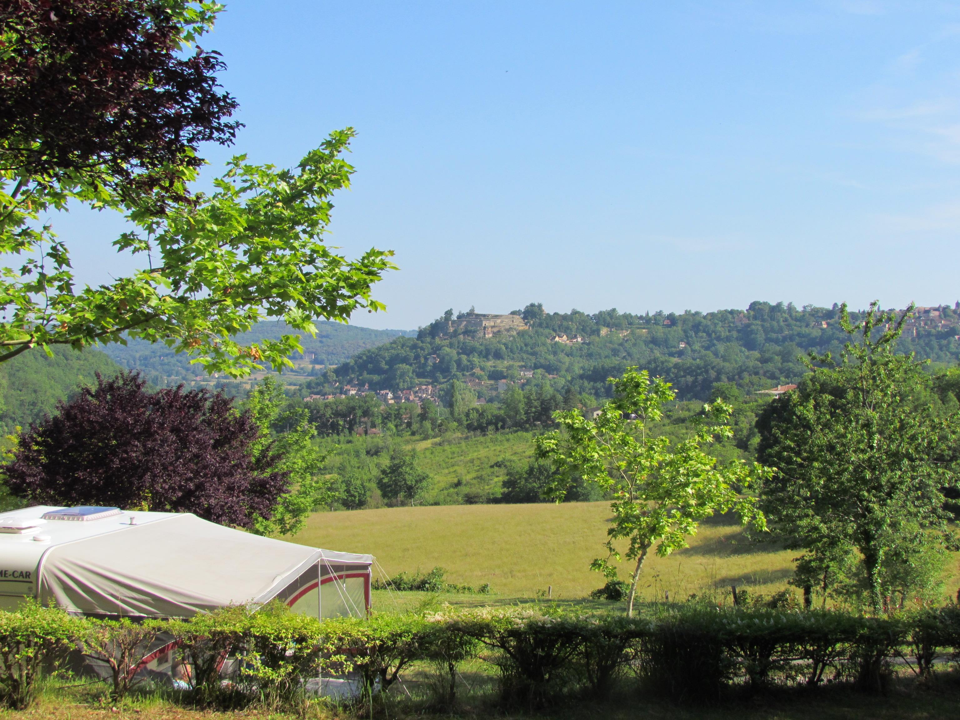 Camping le Pech de Caumont, Cenac-et-Saint-Julien, Dordogne