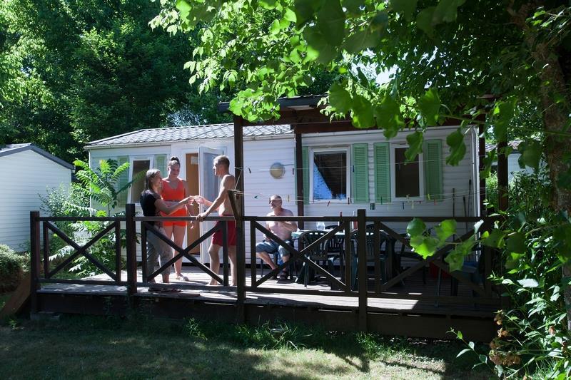 Camping la Lenotte, Monplaisant, Dordogne