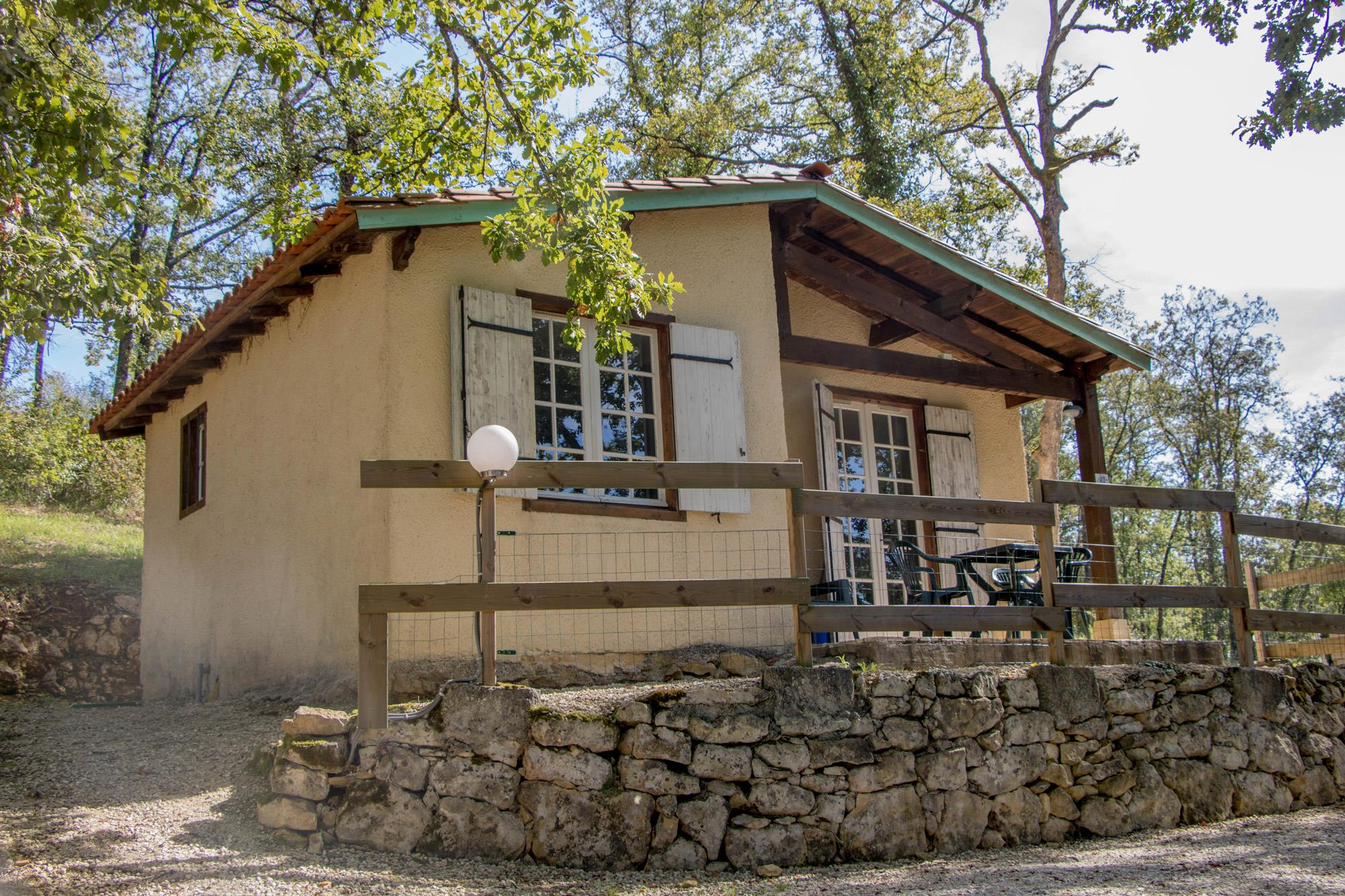Location - Chalet Moorea - Camping Village le Moulin de Surier