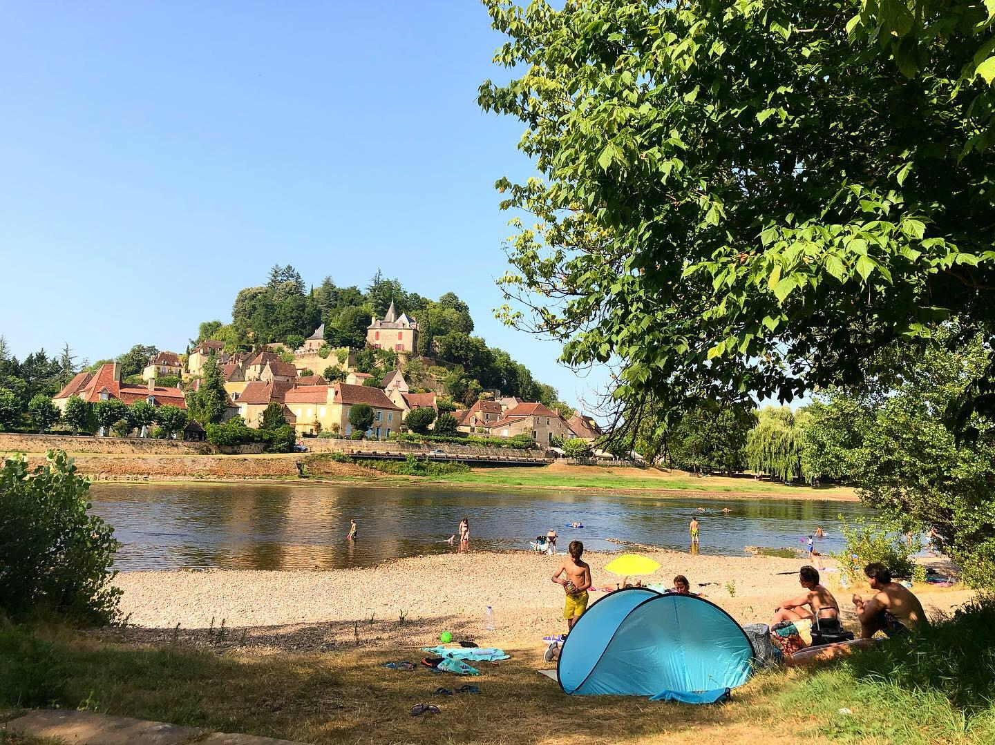 Establishment Camping Le Port De Limeuil - Alles Sur Dordogne